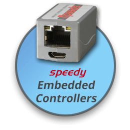 Embedded & onboard controllers for total systems integration