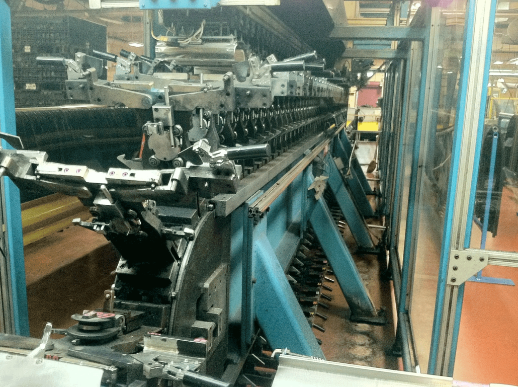 Machine Center, Transfer Line