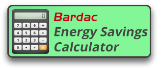 Bardac Energy Savings Calculator
