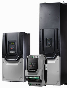 P2 Series - AC Systems Vector Drives | Sizes 2, 5, and 7 to 250HP