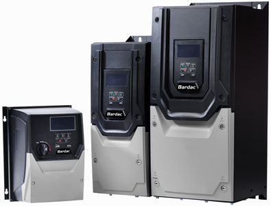 V3 Series - AC Variable Torque, Fan & Pump Drives | Sizes 2, 4, and 5
