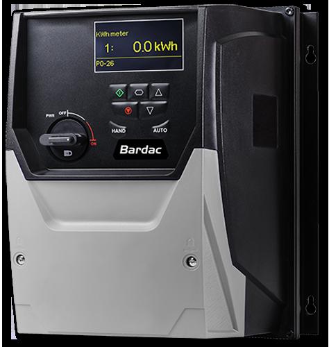 V3 Series - AC Variable Torque, Fan & Pump Drives | NEMA 4X (IP66) | Size 2