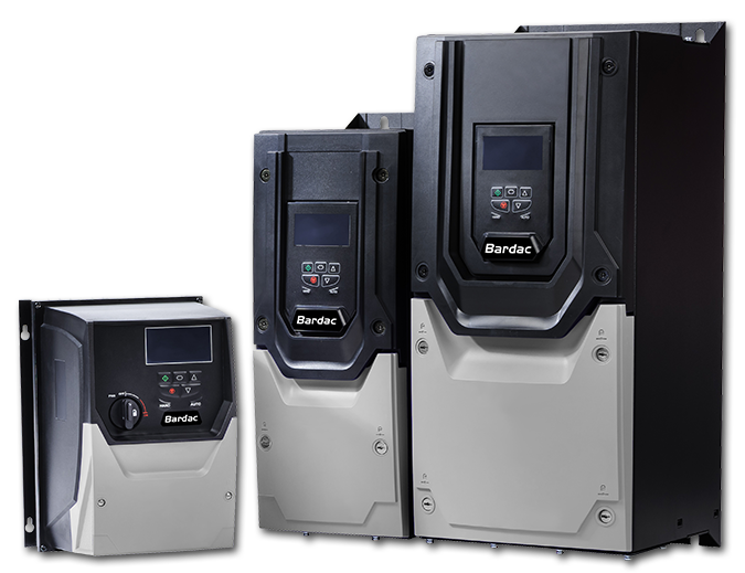 V3 Series - AC Drives | Variable Torque, Fan & Pump Drives | Sizes 2, 4, and 5